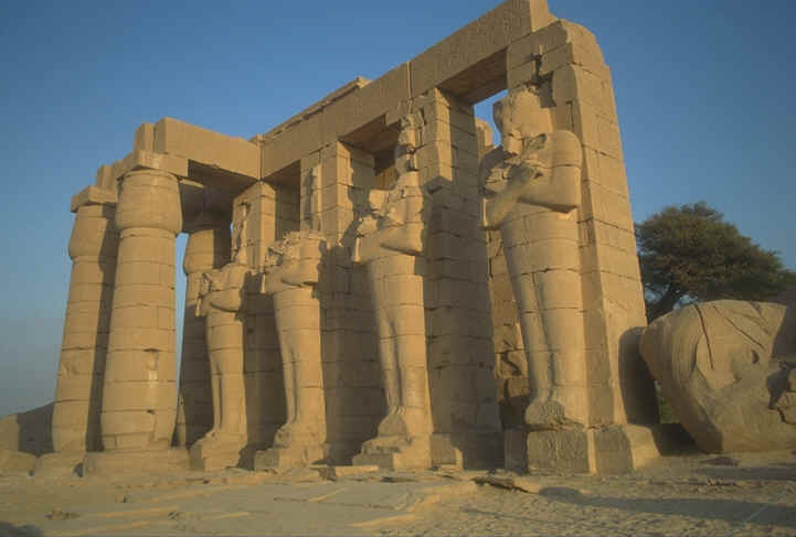 african monuments